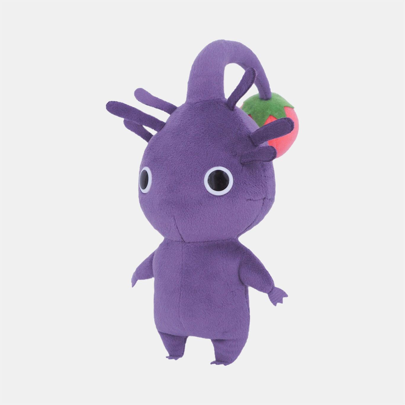 ピクミンぬいぐるみ PK08 紫ピクミン