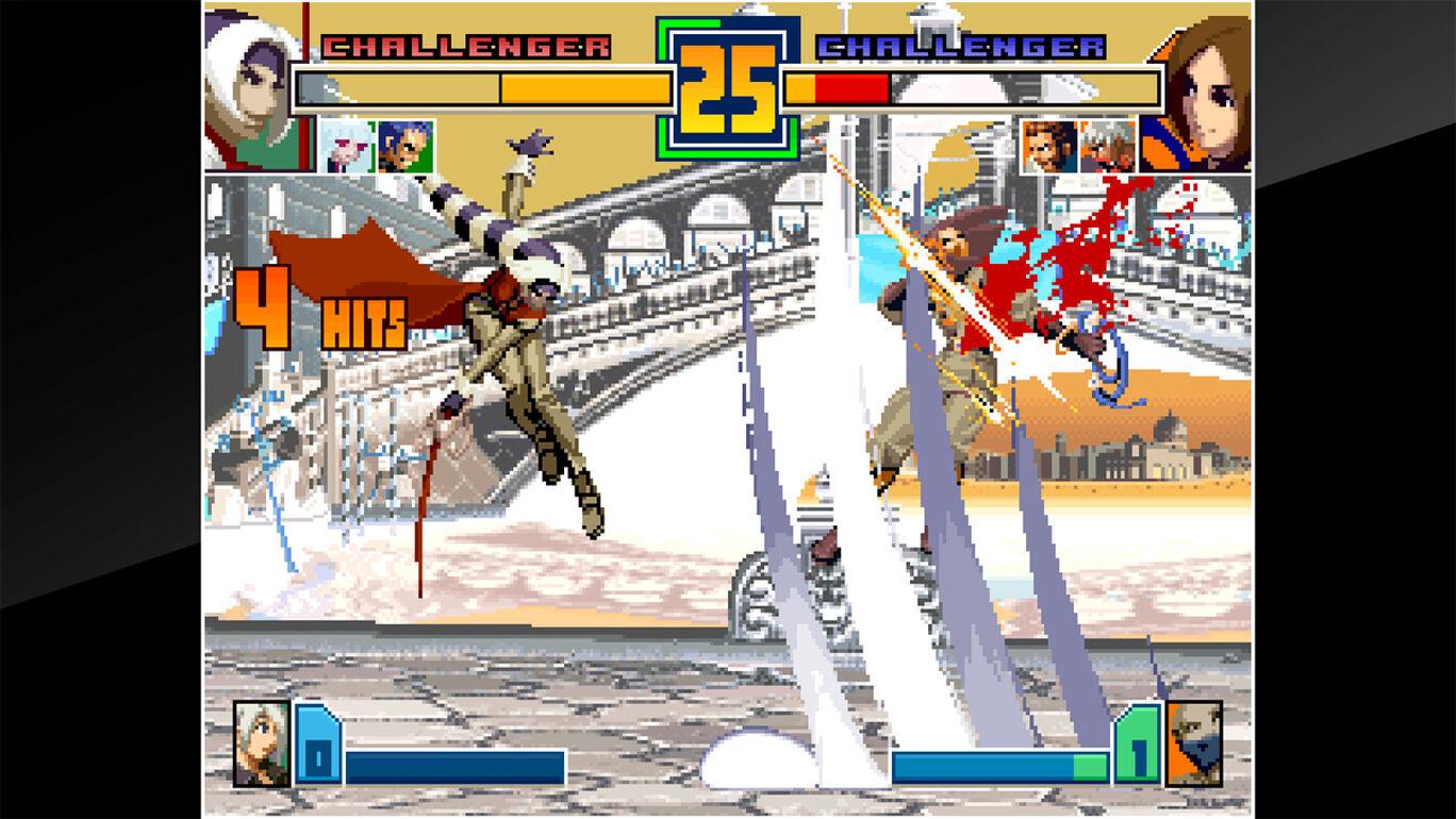 アケアカNEOGEO ザ・キング・オブ・ファイターズ 2001