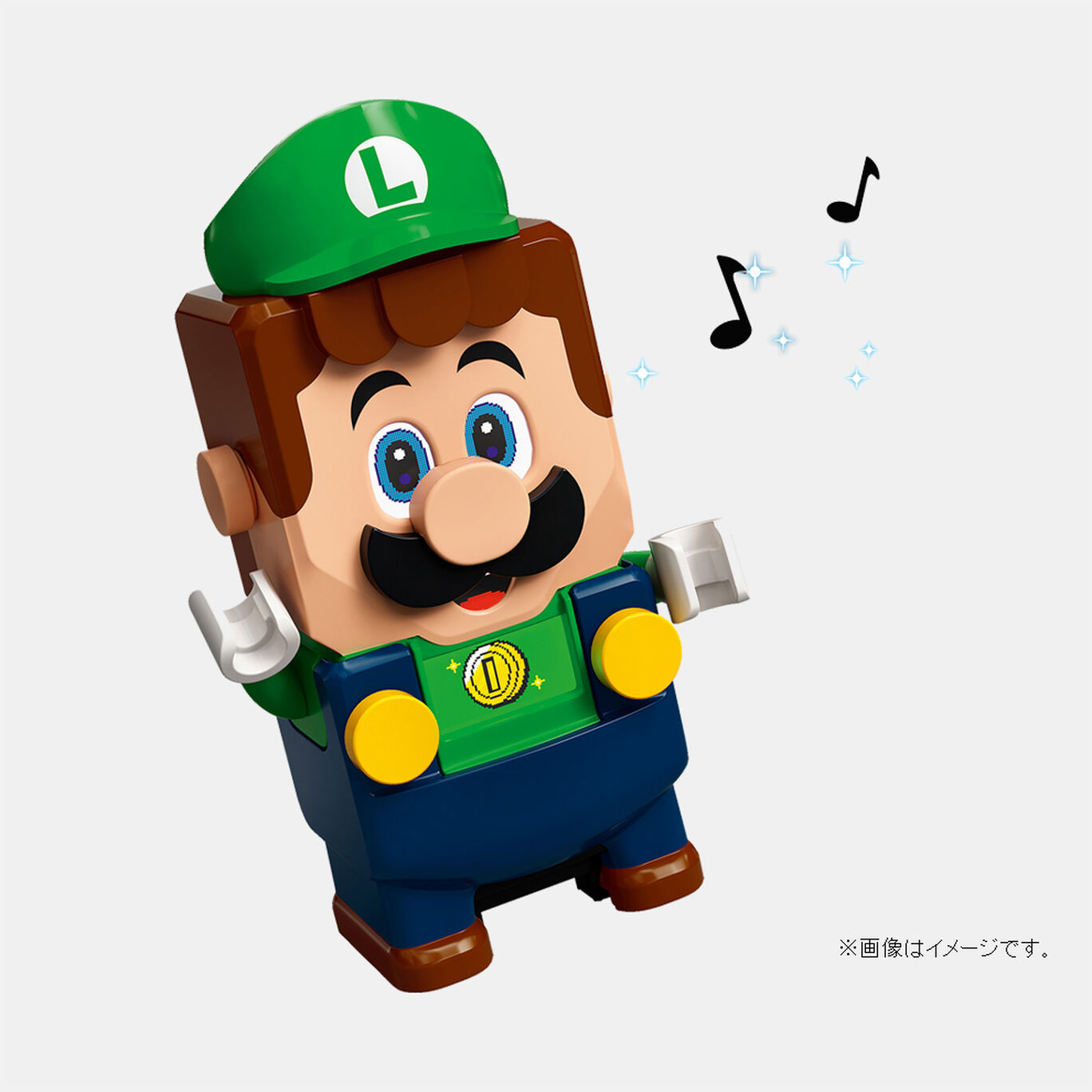 レゴ®ルイージ と ぼうけんのはじまり 〜 スターターセット