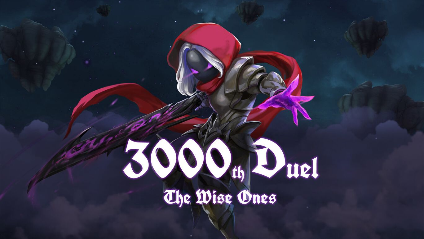 3000th Duel: The Wise Ones