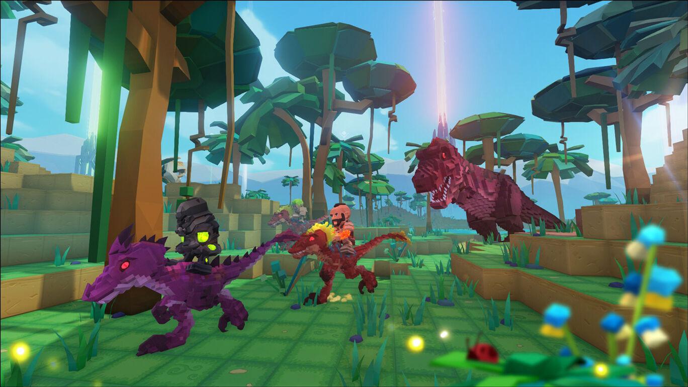 ピックス アーク 恐竜 恐竜世界でサバイバル! オープンワールド恐竜サバイバルアクション『ピックスアーク』が、Nintendo