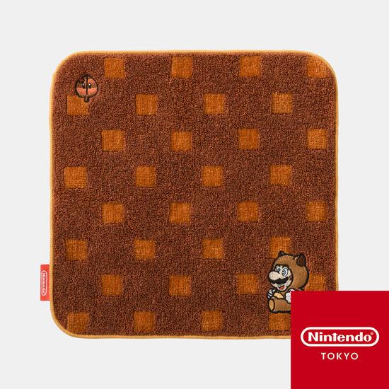 ミニタオル スーパーマリオ パワーアップ E【Nintendo TOKYO取り扱い商品】