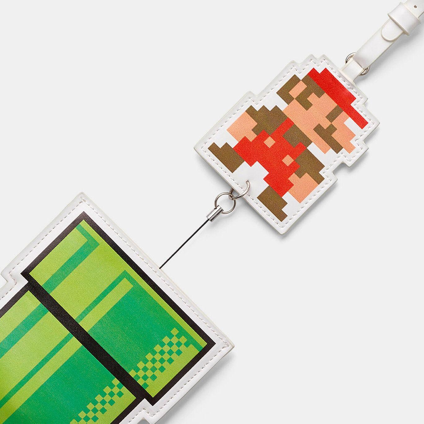 スーパーマリオ トラベル ICカードケース(マリオ/土管)