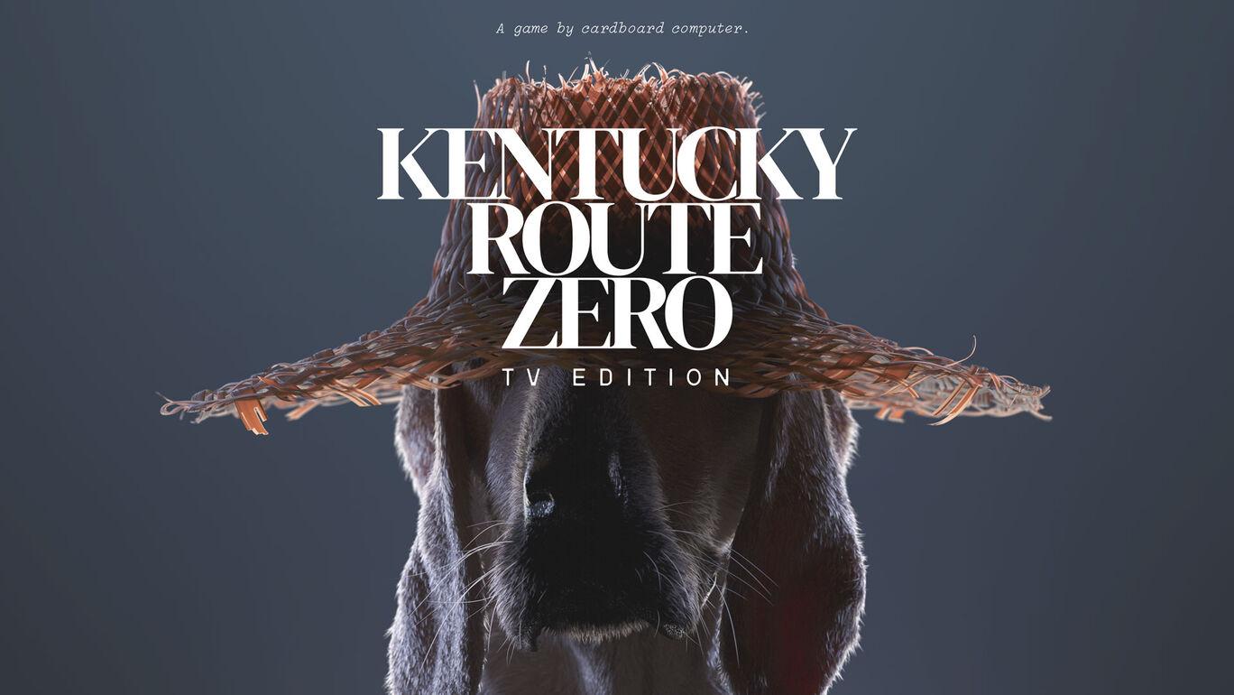 ケンタッキー ルート ゼロ : TV エディション『Kentucky Route Zero: TV Edition』