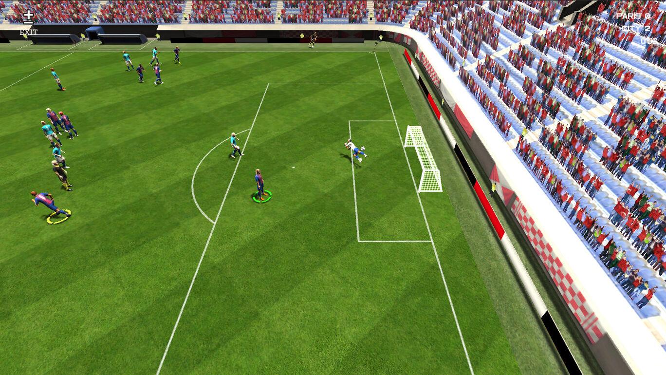 League Of Champions Soccer (サッカーチャンピオンズリーグ)