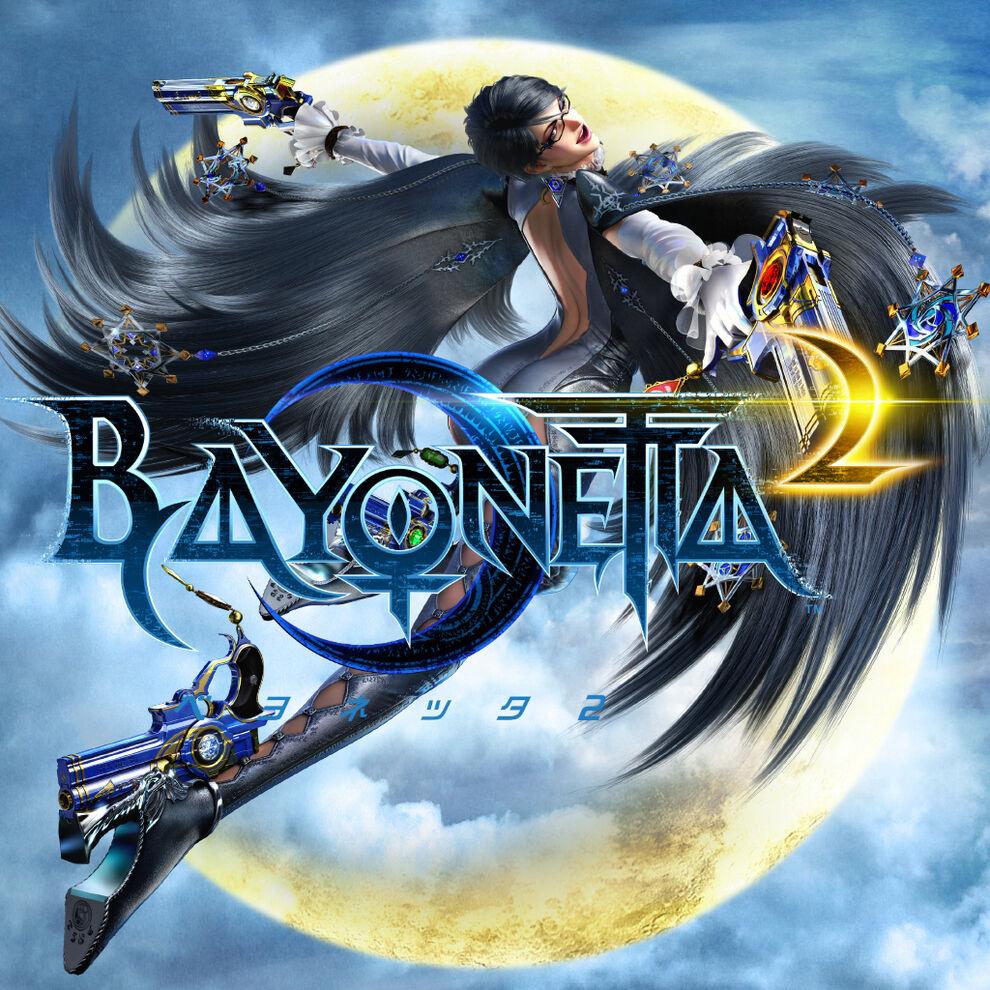 BAYONETTA 2 (ベヨネッタ2)