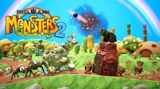 PixelJunk™ モンスターズ2