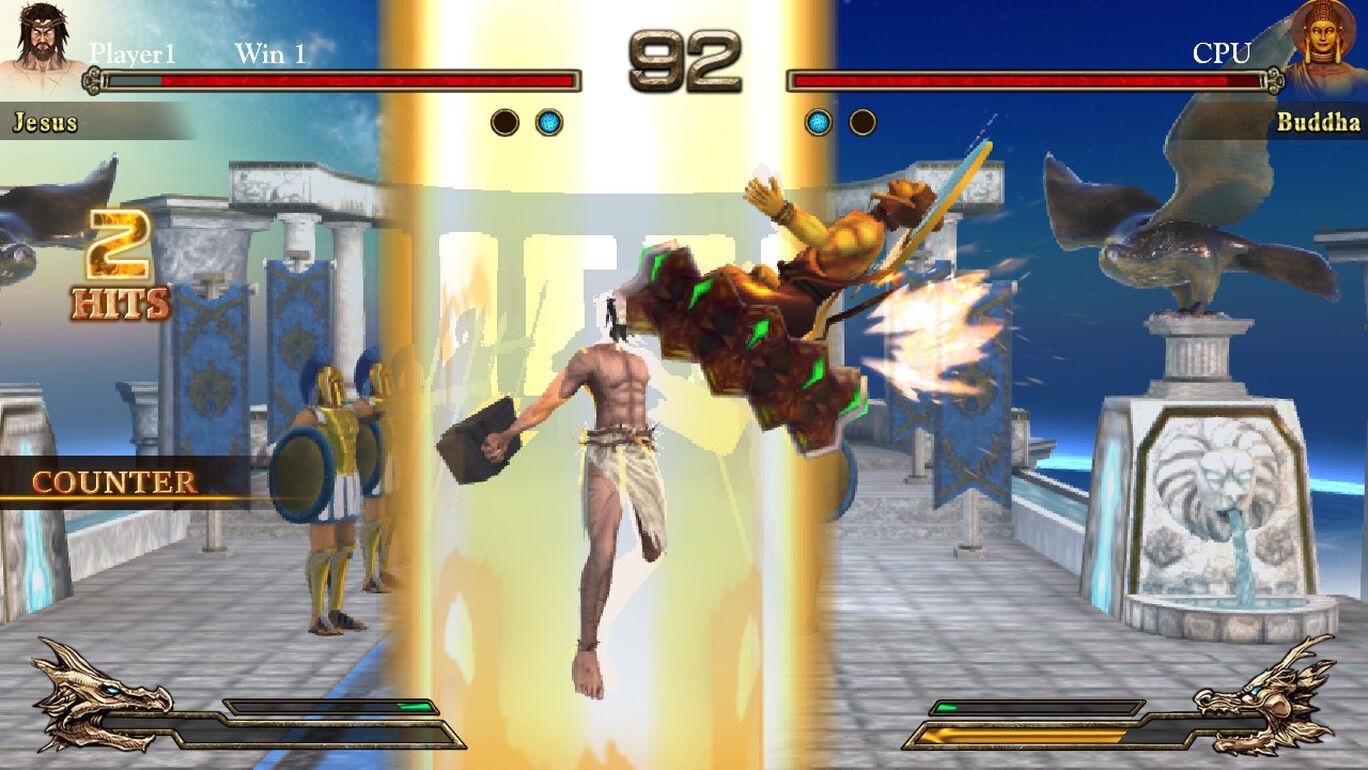 Fight of Gods(ファイトオブゴッズ)