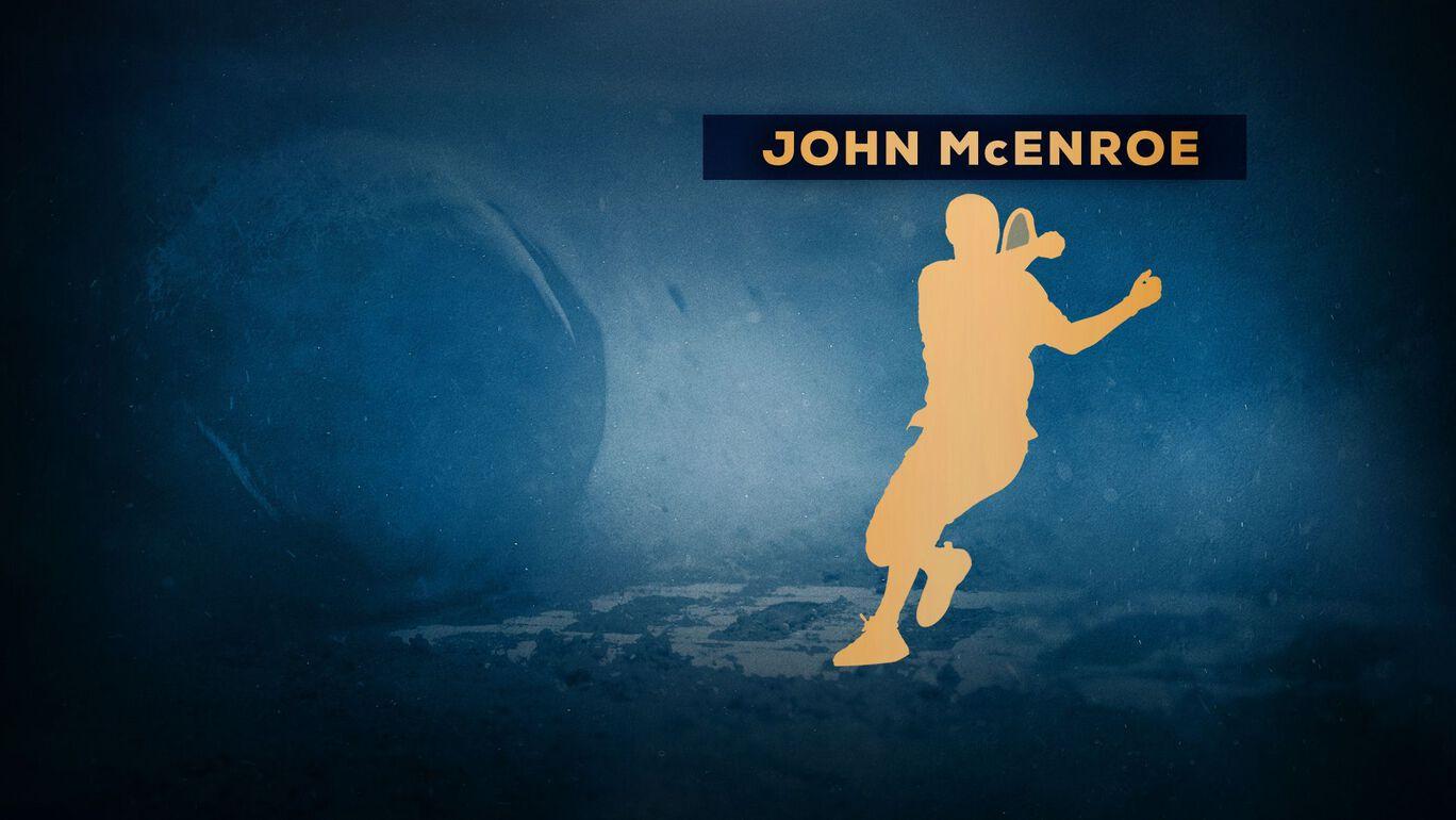 追加選手:John McEnroe (1990)