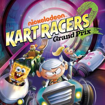 ニコロデオン カート レーサーズ 2:グランプリ