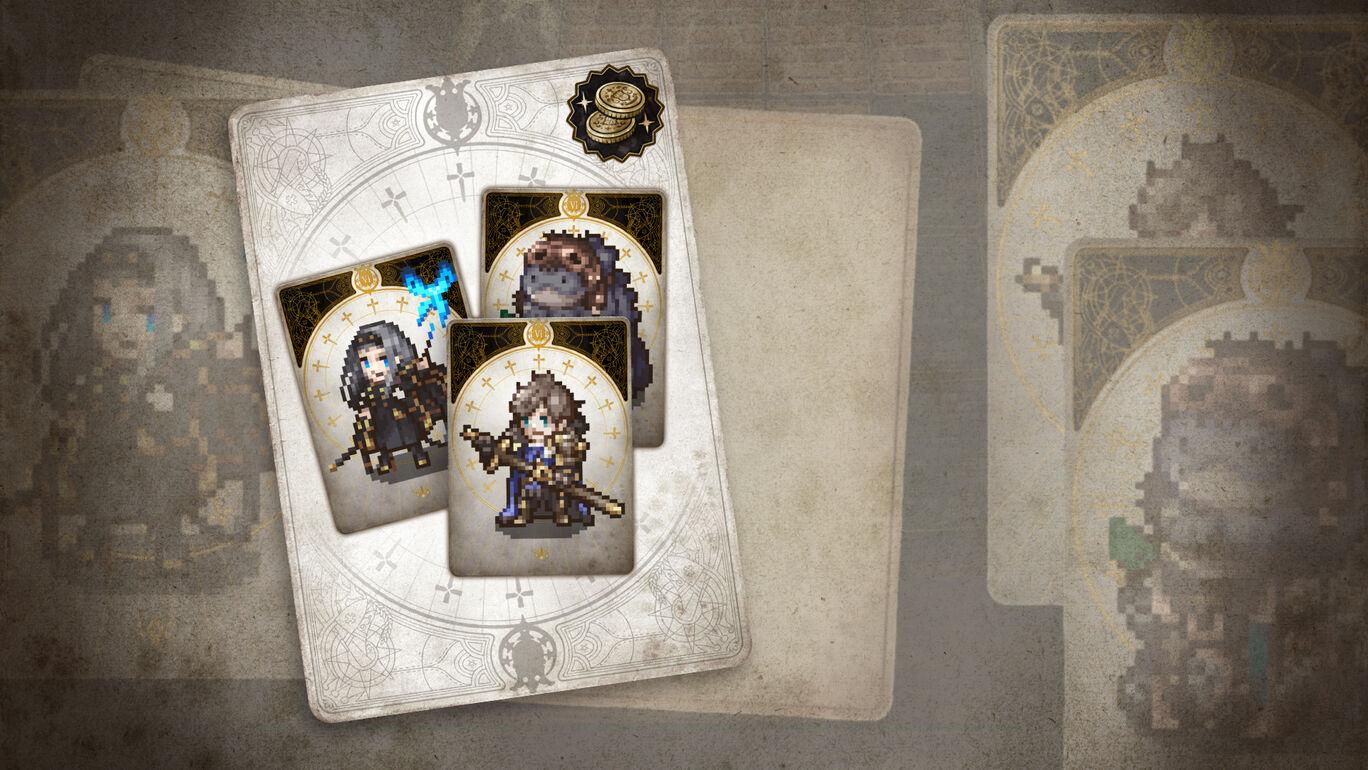 Voice of Cards ドラゴンの島 ドットアートセット