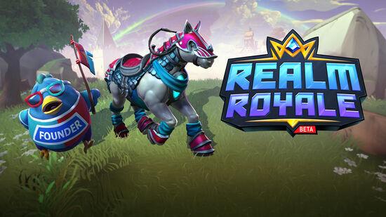 Realm Royale ファウンダーパック