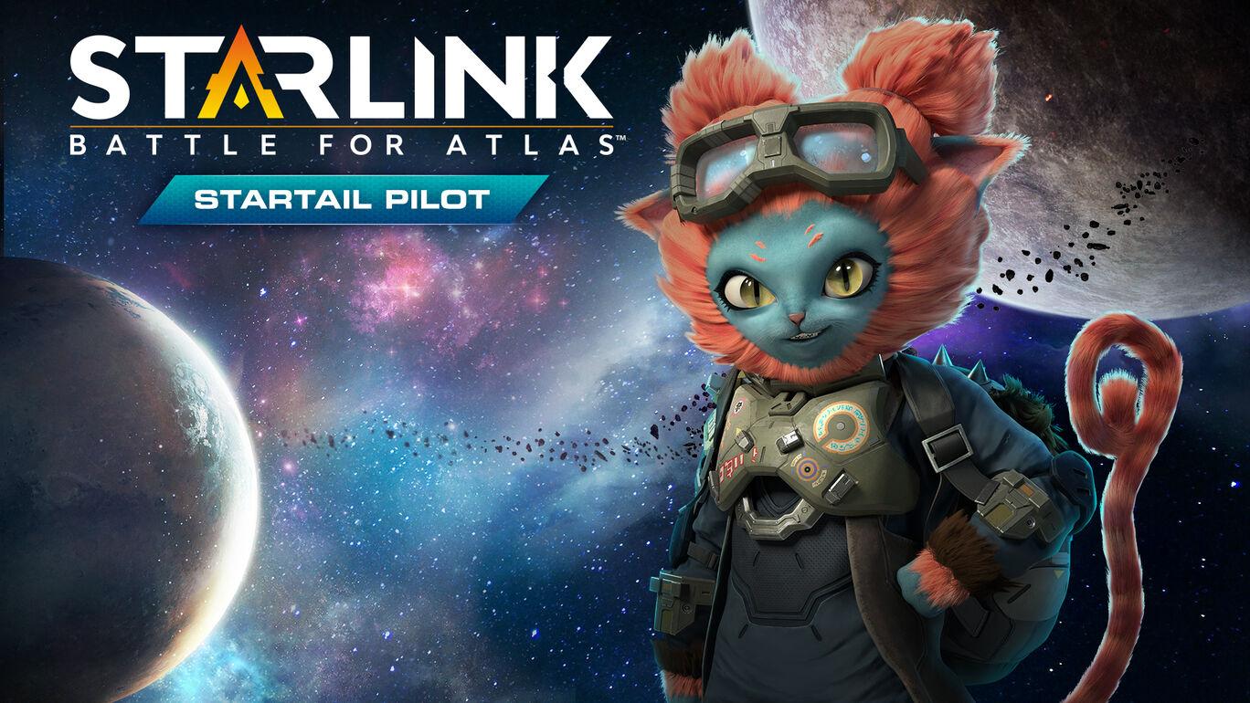 スターリンク バトル・フォー・アトラス - パイロットパック:スターテイル