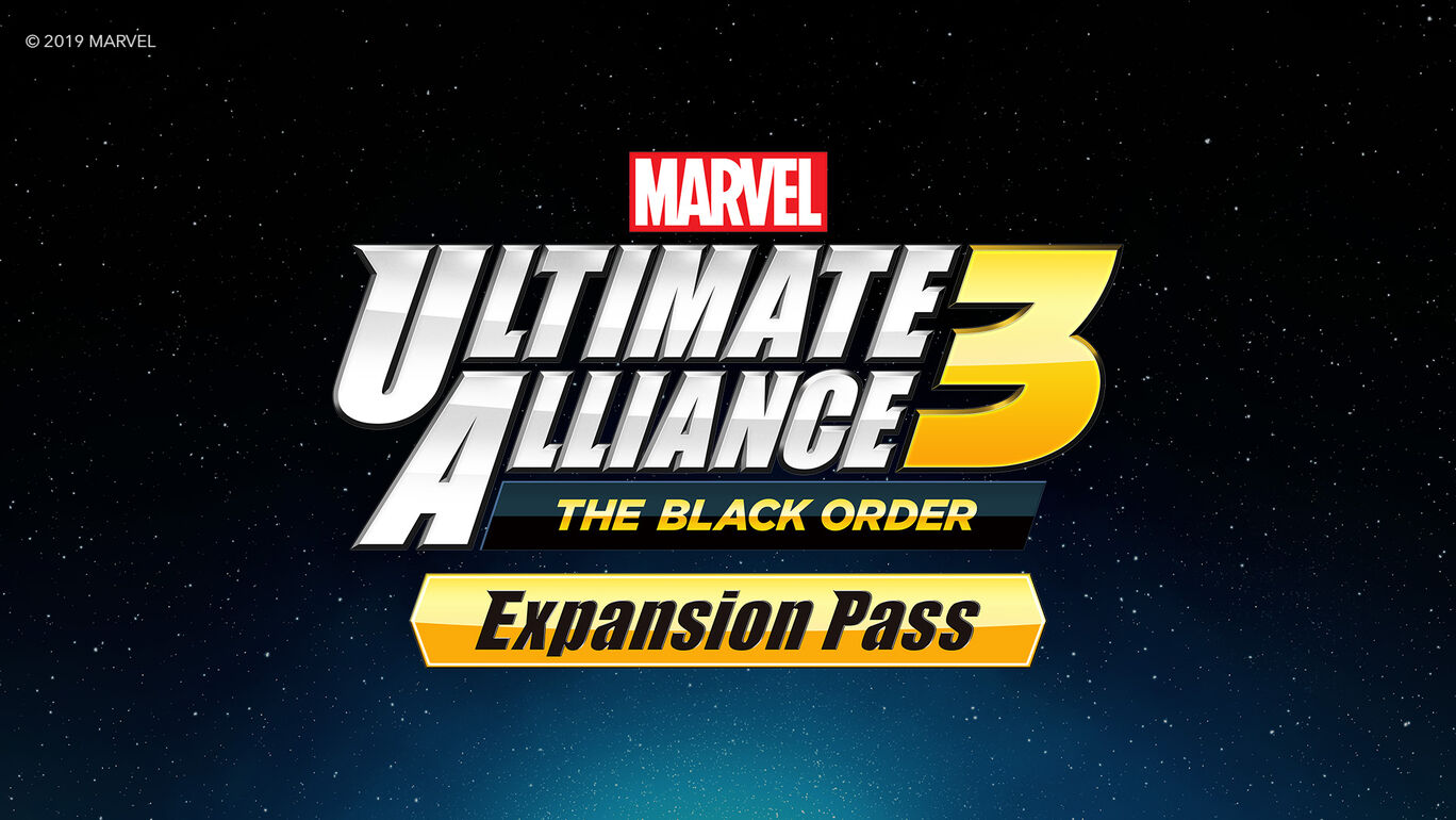 MARVEL ULTIMATE ALLIANCE 3: The Black Order Expansion Pass