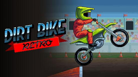 Dirt Bike Retro