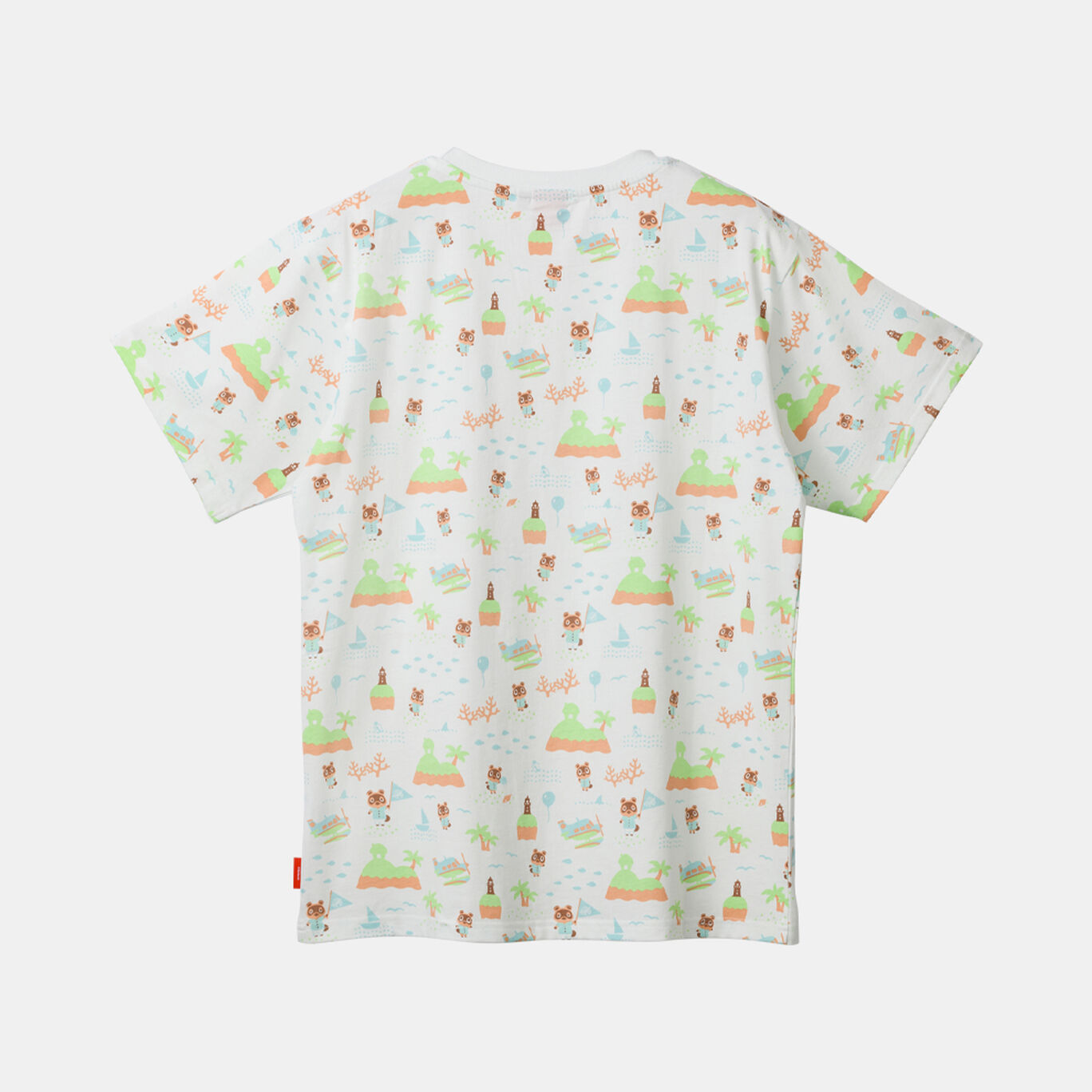 TシャツB M あつまれ どうぶつの森【Nintendo TOKYO取り扱い商品】