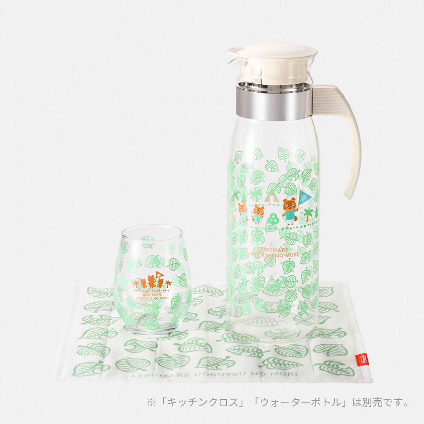 【新商品】グラス あつまれ どうぶつの森【Nintendo TOKYO取り扱い商品】