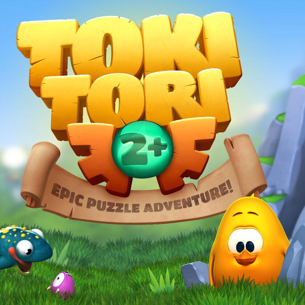 Toki Tori 2+(トキ・トリ 2+)