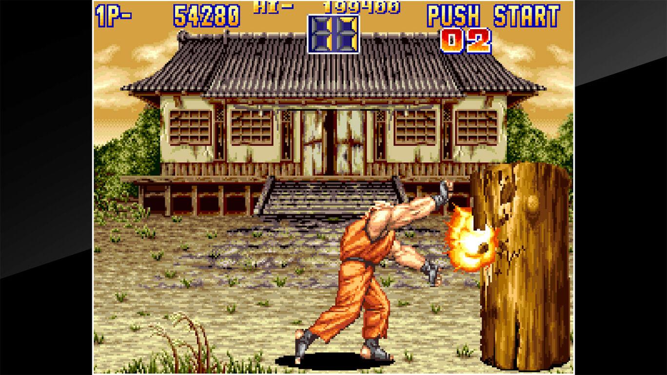 アケアカNEOGEO 龍虎の拳2