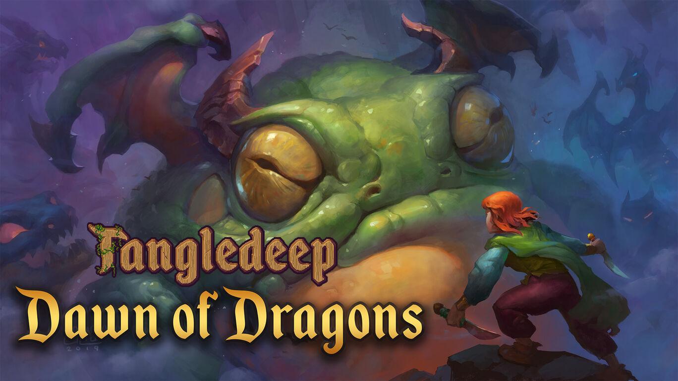 追加コンテンツ「Dawn of Dragons」