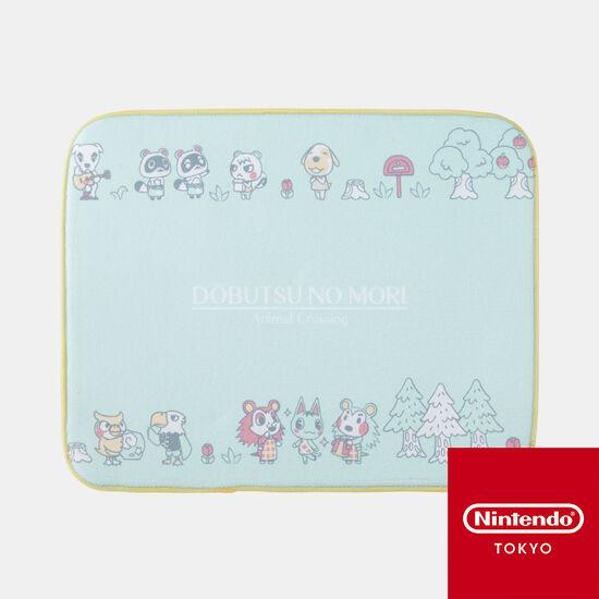 吸水マット どうぶつの森 B【Nintendo TOKYO取り扱い商品】