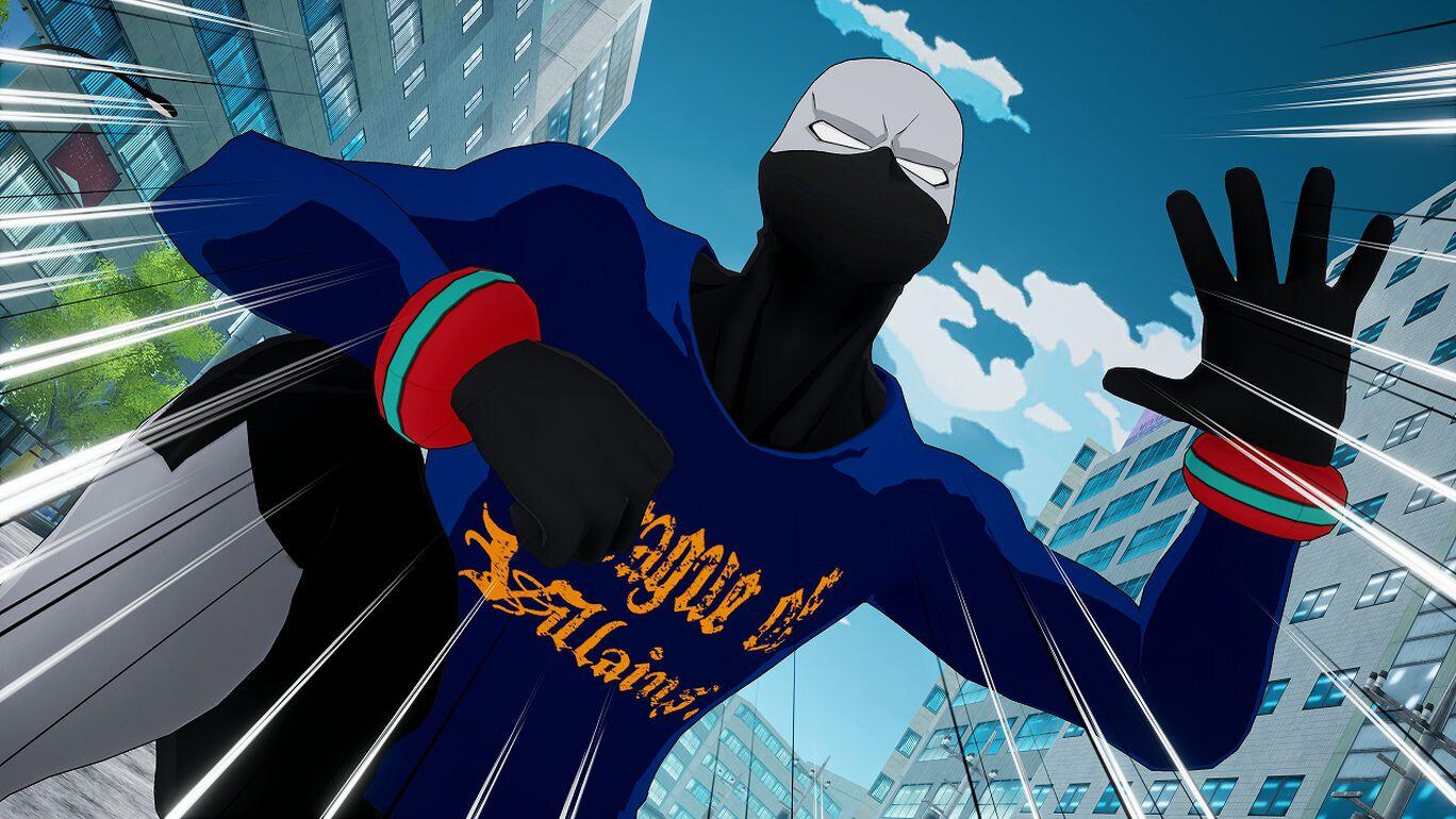 僕のヒーローアカデミア One's Justice2:ダークサイドウェアセット
