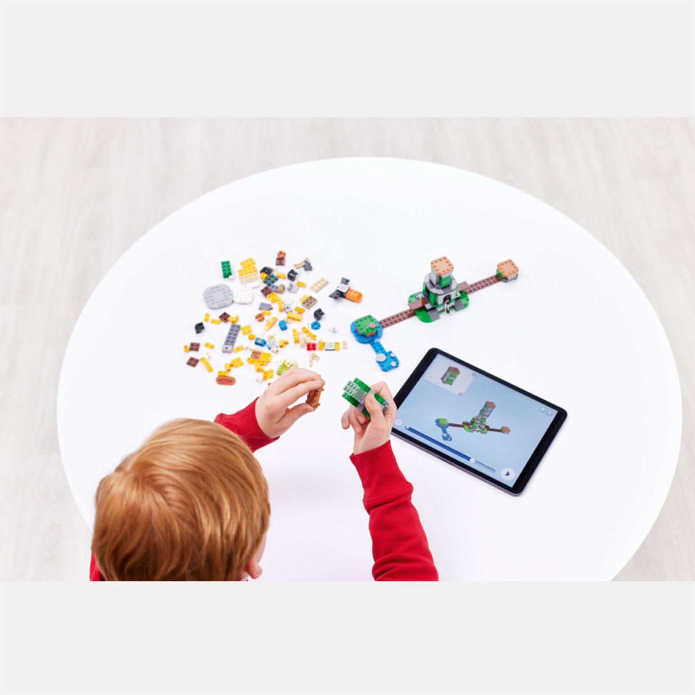 レゴ®スーパーマリオ ボスKK の グラグラタワー チャレンジ