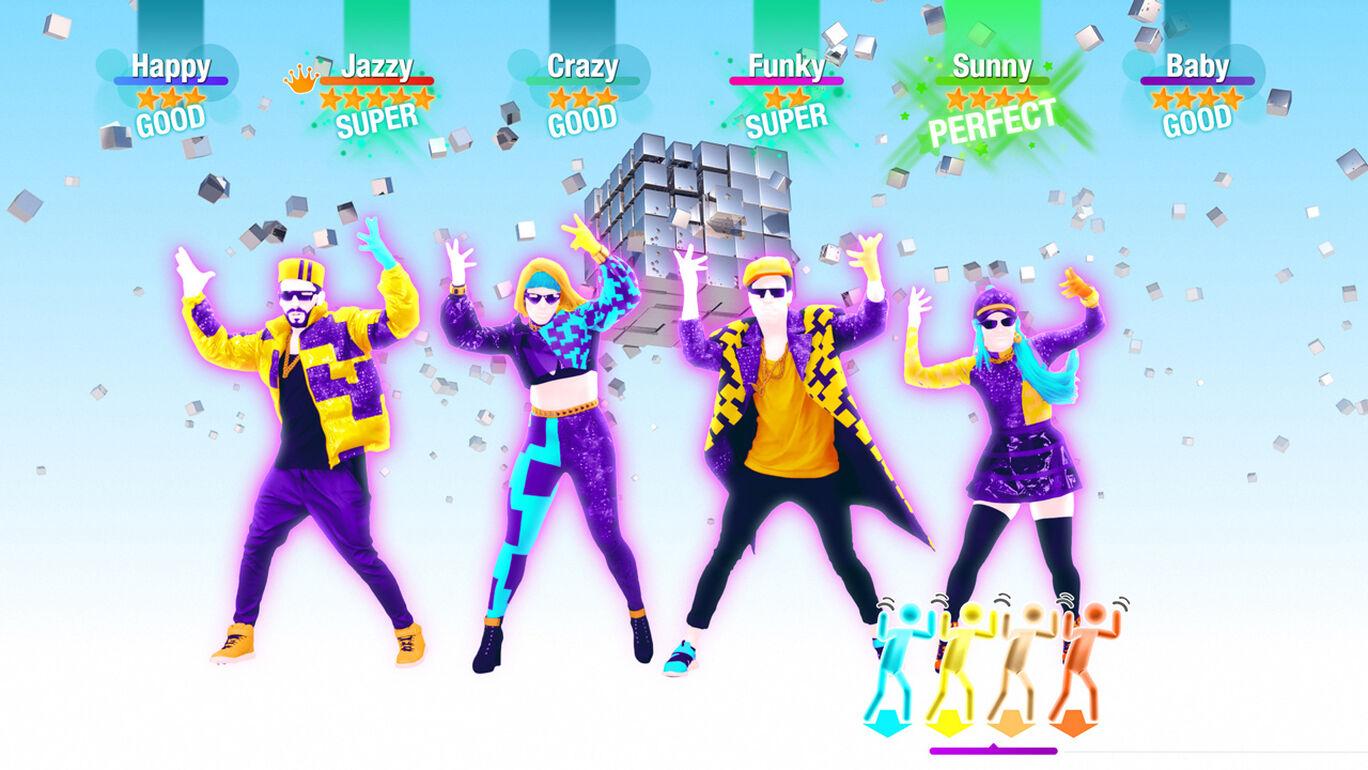 ダンス 曲 ジャスト 2020
