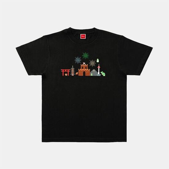 Nintendo Live 2019 Tシャツ ドットマリオ
