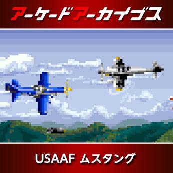 アーケードアーカイブス USAAF ムスタング
