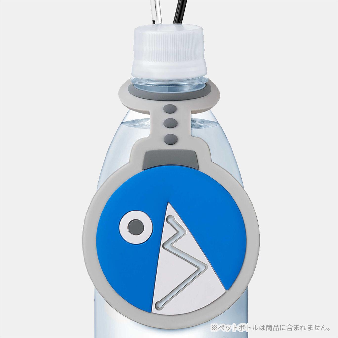 スーパーマリオ トラベル タオル&ペットボトルホルダー(ワンワン)