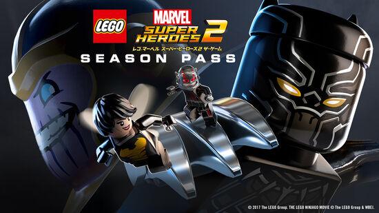レゴ®マーベル スーパー・ヒーローズ2 ザ・ゲーム シーズンパス