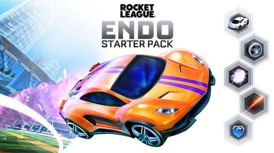 Rocket League® - Endoスターターパック