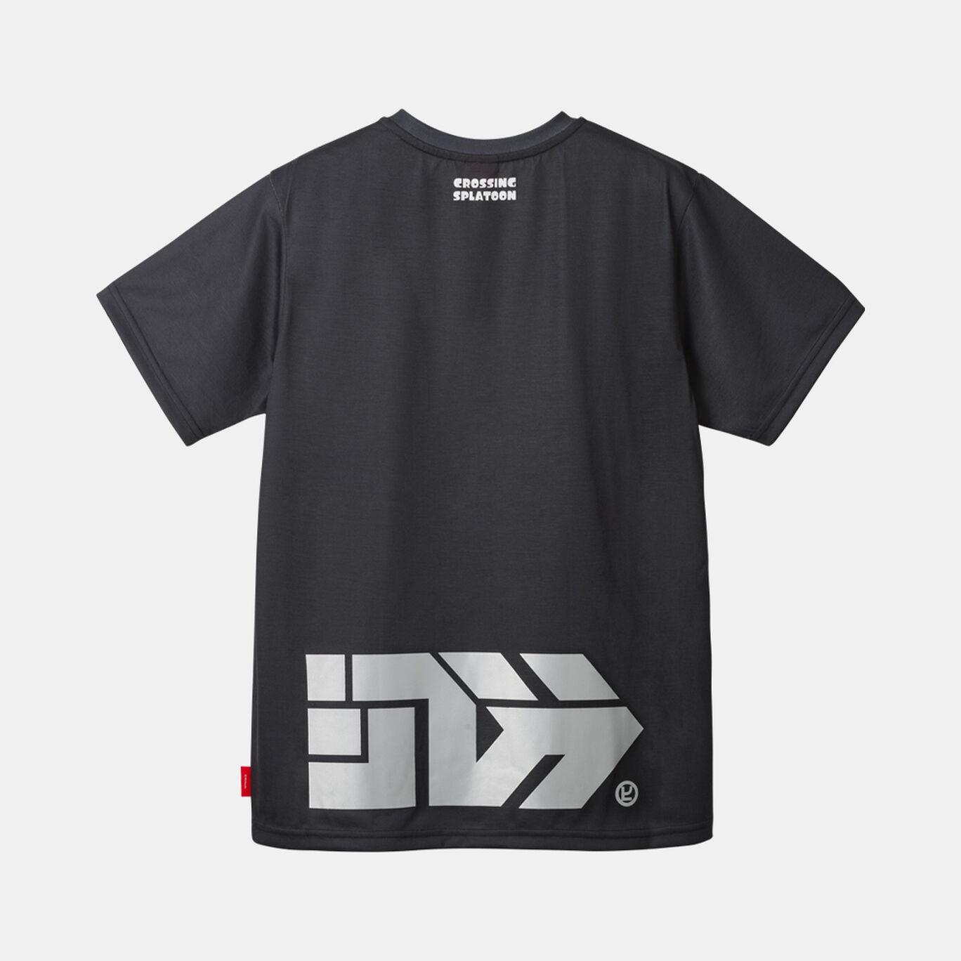 Tシャツ CROSSING SPLATOON B S【Nintendo TOKYO取り扱い商品】