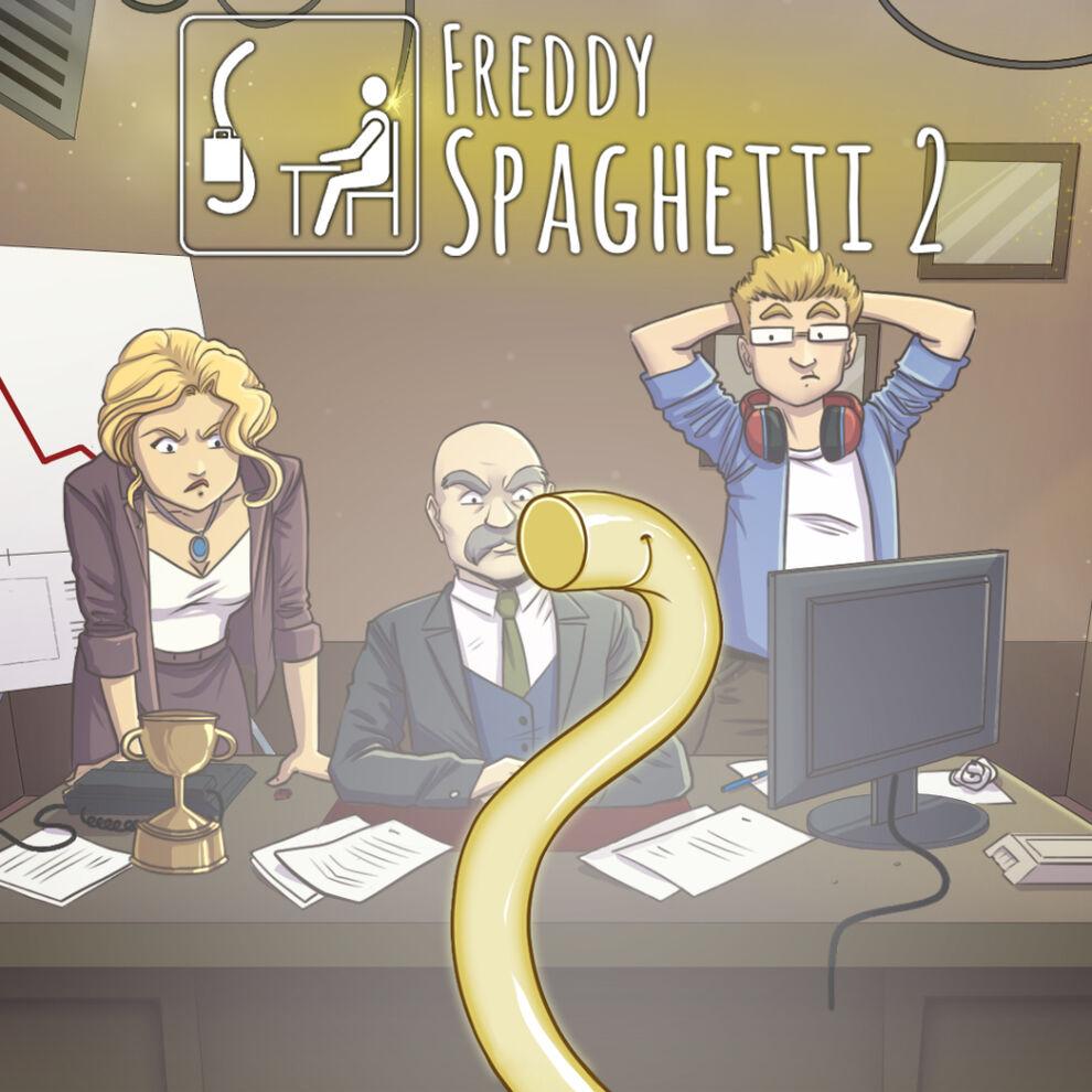 フレディ スパゲッティ 2