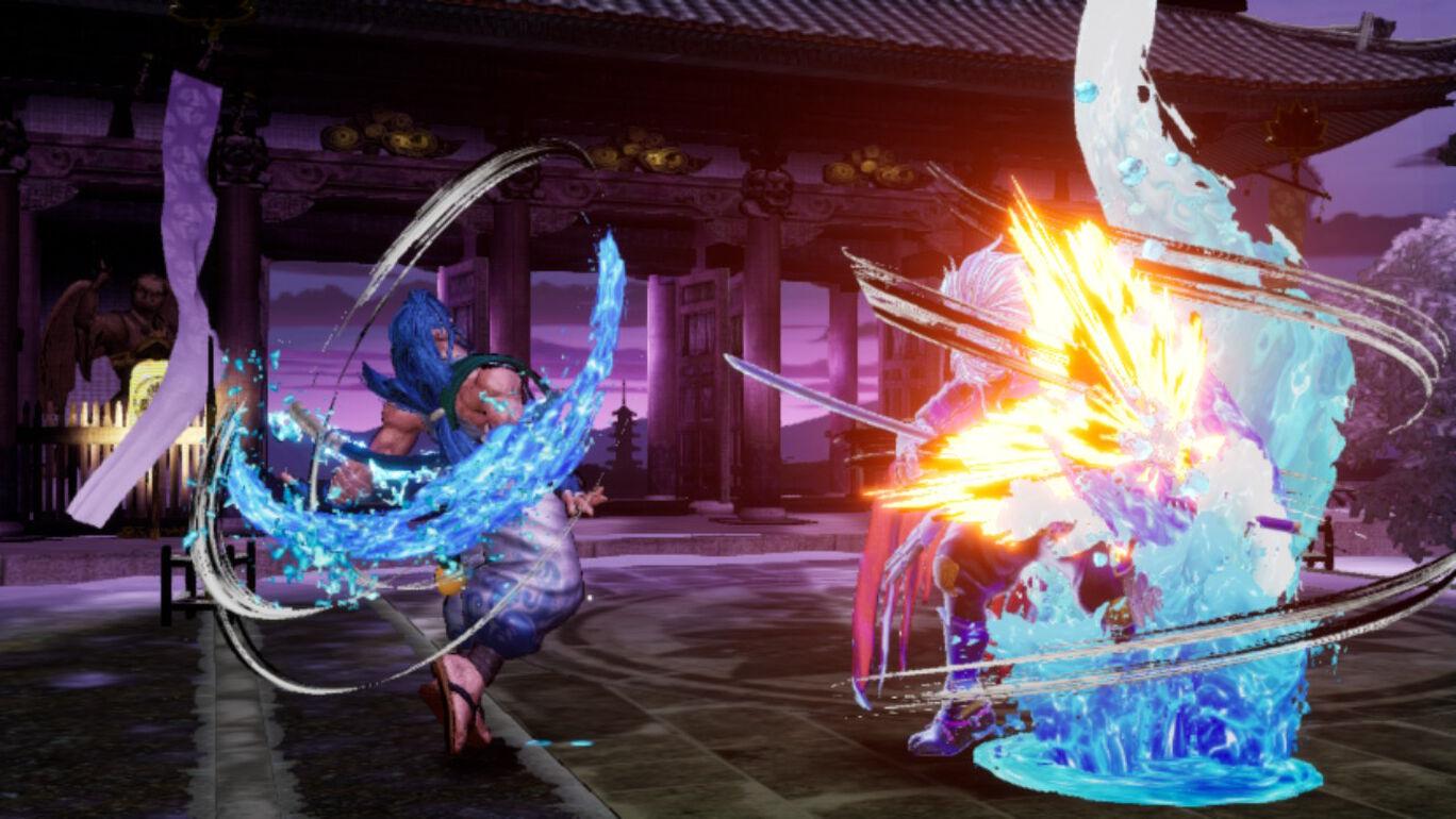 DLCキャラクター「風間蒼月」