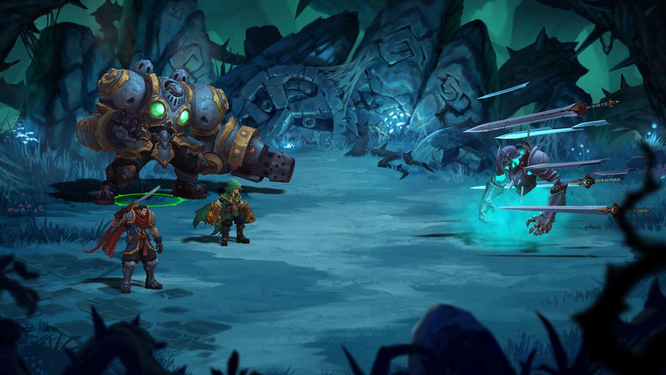 Battle Chasers: Nightwar (バトルチェイサーズ:ナイトウォー)