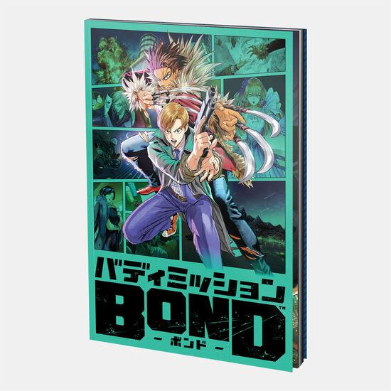 『バディミッション BOND』早期購入特典 「ブック仕様ポストカードセット」