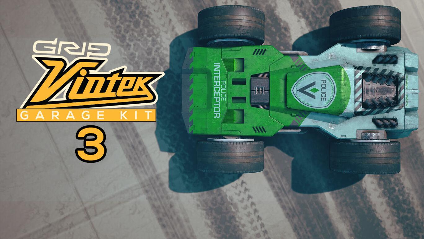 追加コンテンツ「Vintekガレージキット3」