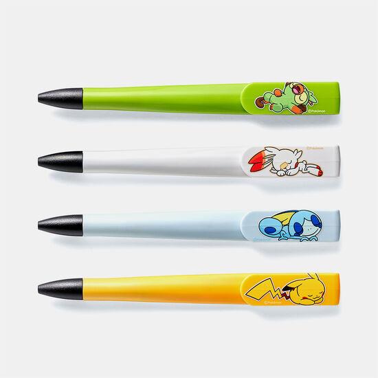 ポケットモンスターソード・シールド ボールペン(4種)