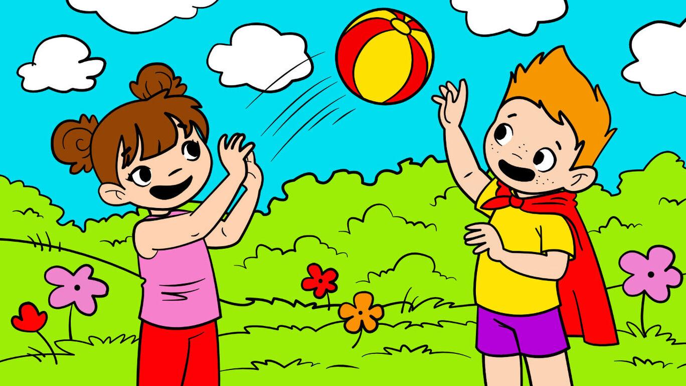 Comic Coloring Book コミックの 塗り絵