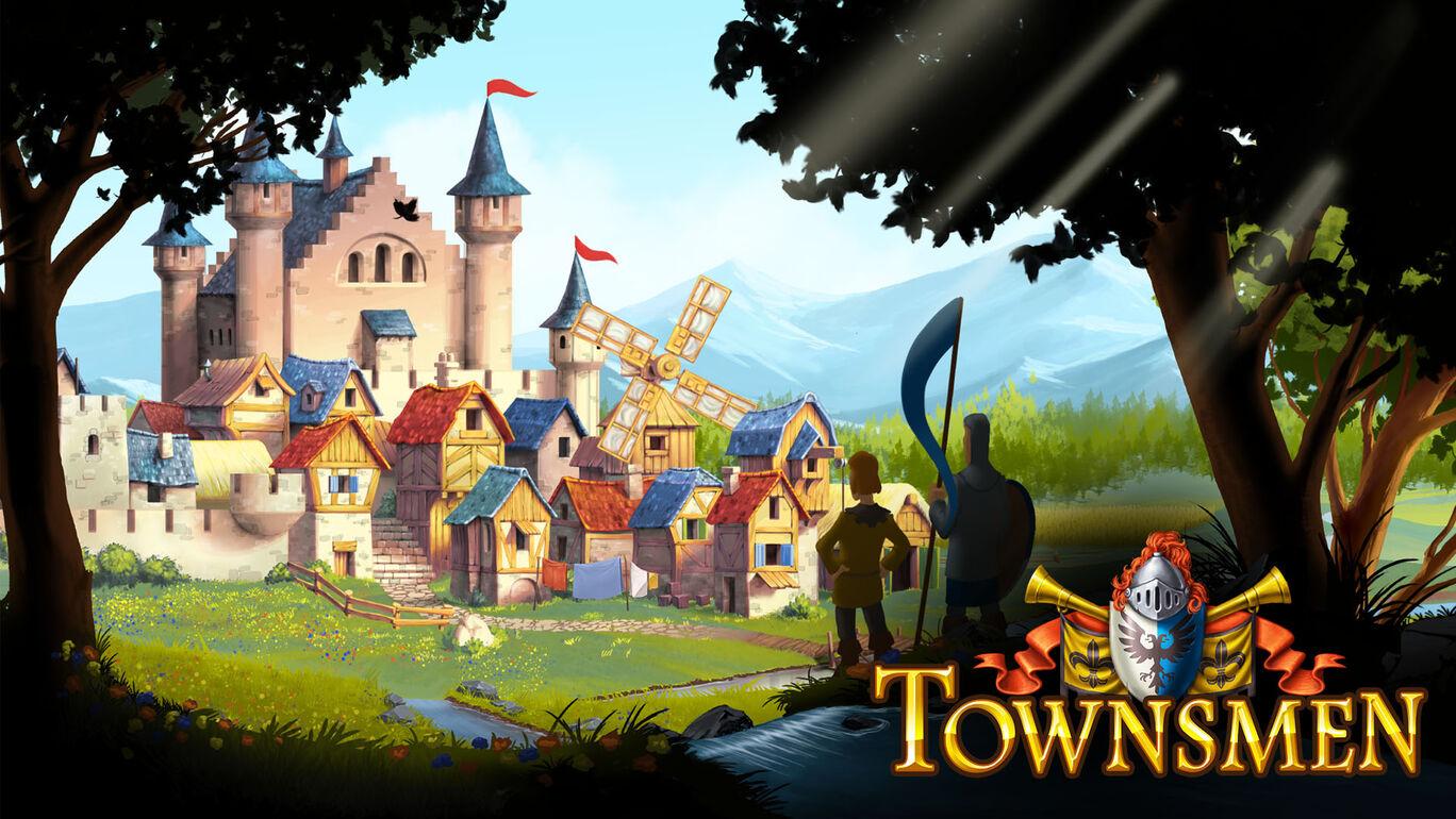 タウンズメン(Townsmen)