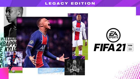 FIFA 21 Nintendo Switch™ Legacy Edition