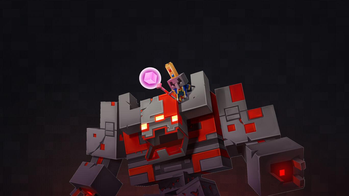Minecraft Dungeons DLC 6