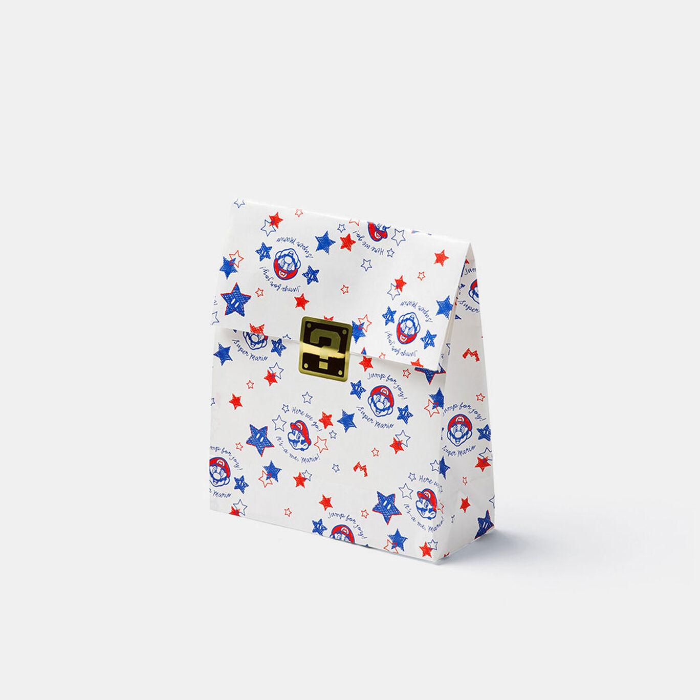 スーパーマリオ ギフト用ペーパーバッグ(4種)