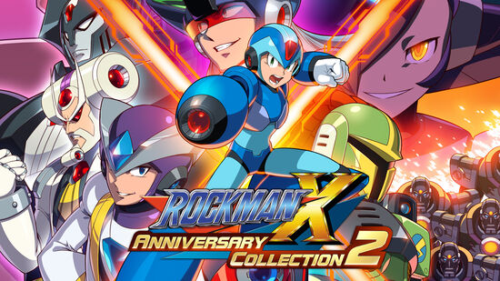 ロックマンX アニバーサリー コレクション 2