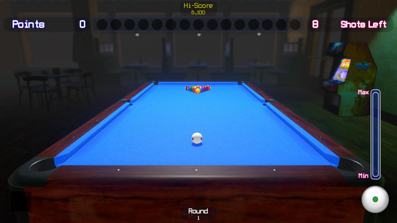 8ボールポケット