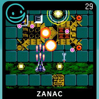 G-MODEアーカイブス29 ZANAC(ザナック)