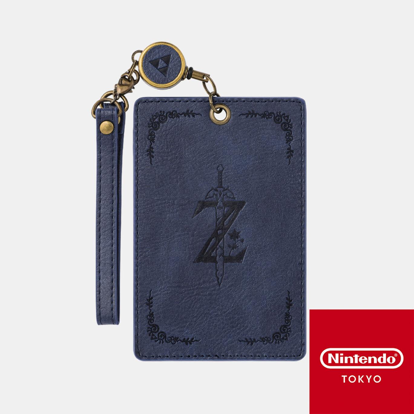 パスケース ゼルダの伝説 B【Nintendo TOKYO取り扱い商品】