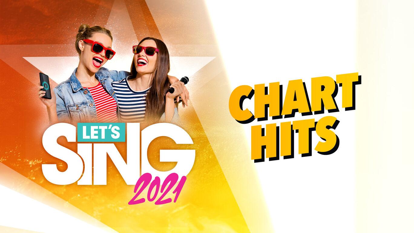 レッツシング2021 - Chart Hits Song Pack